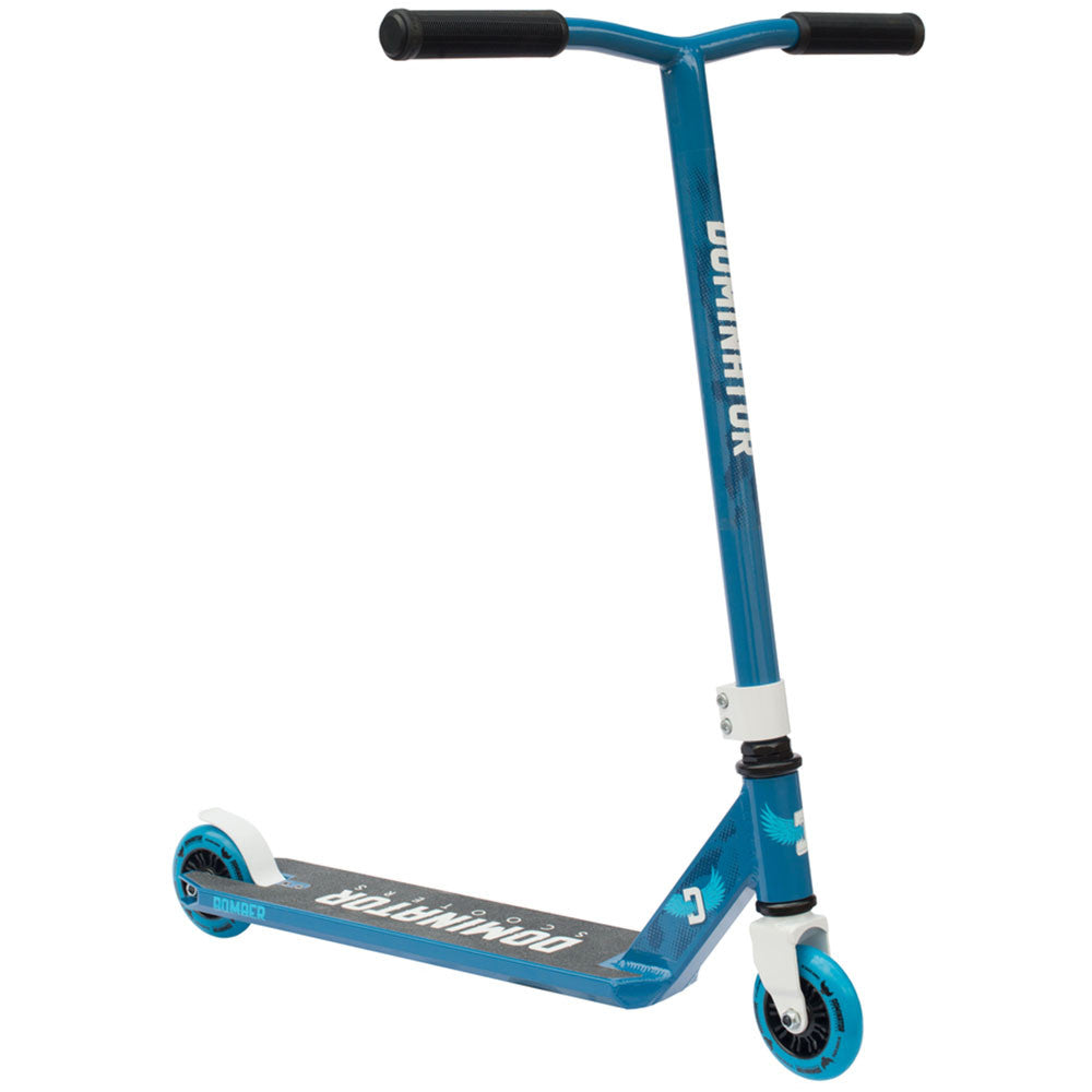 Dominator Bomber Scooter - Blue/White - Scooter