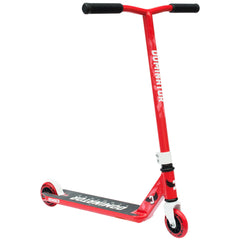 Dominator Bomber Scooter - Red/White - Scooter