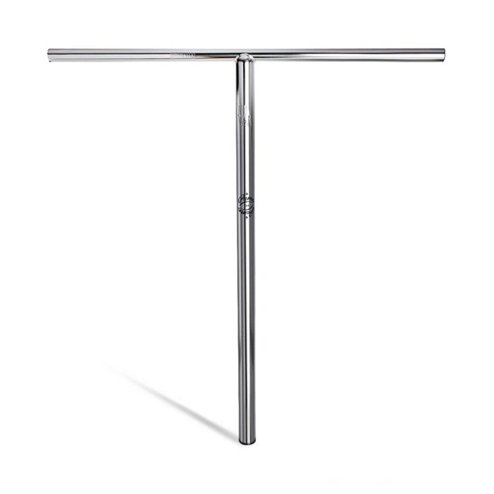 UrbanArtt Primo Evo Standard - 31.8mm - 25.25in x 27.5in - Polished Chrome - Scooter Bar