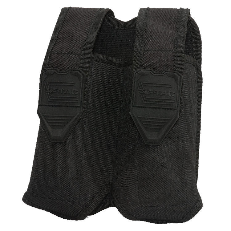 Valken V-Tac 2 Mag Pouch Side By Side - Tactical