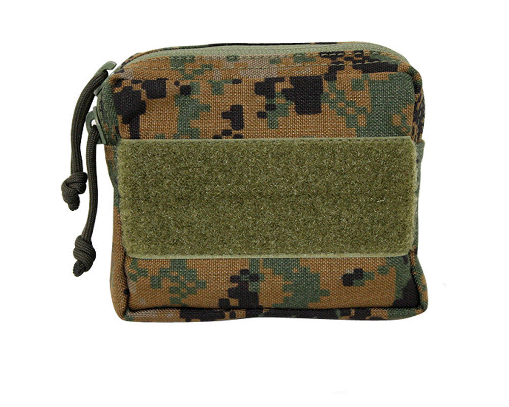 Full Clip Gen 2 General Purpose Small Horizontal Pouch - Digital Woodland