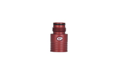 Custom Products Tank Regulator Extender - Dust Red