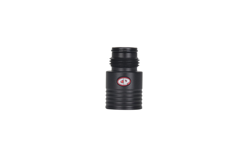 Custom Products Tank Regulator Extender - Dust Black