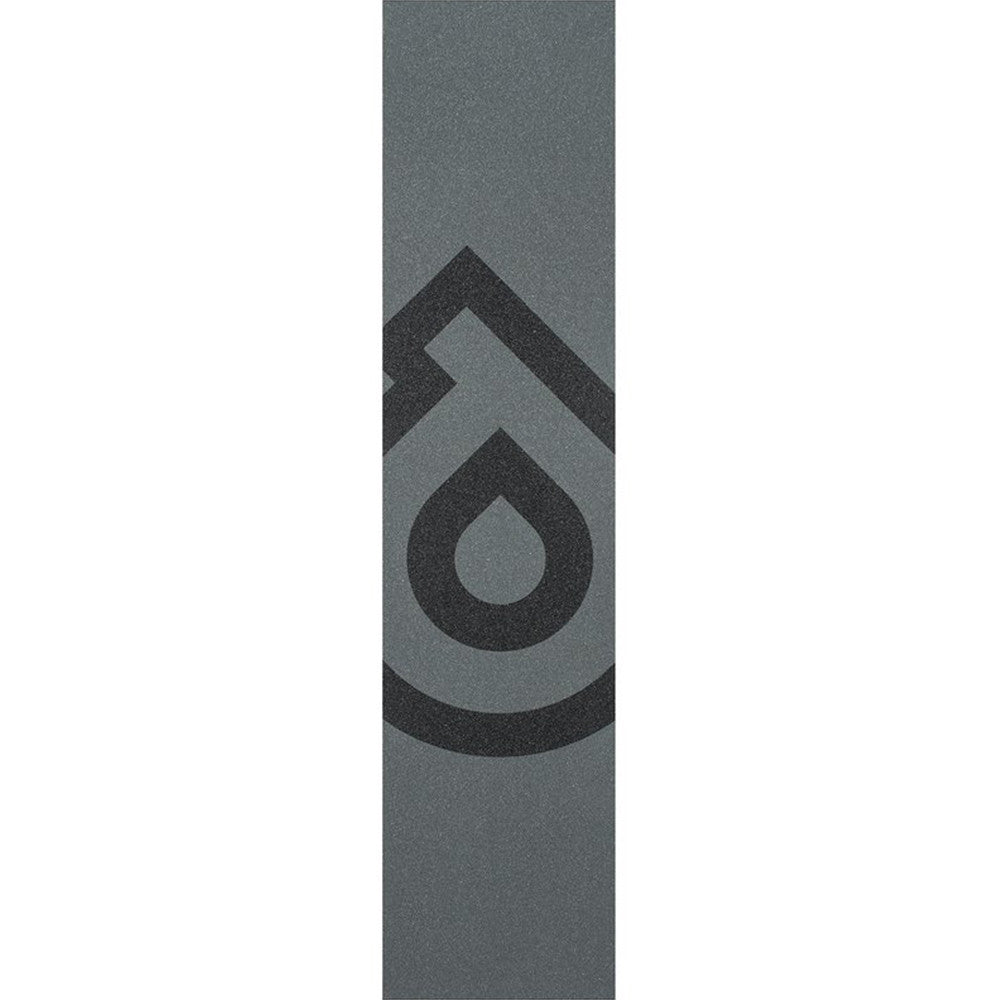 District HT Logo - Asfalt - Scooter Griptape (1 Sheet)