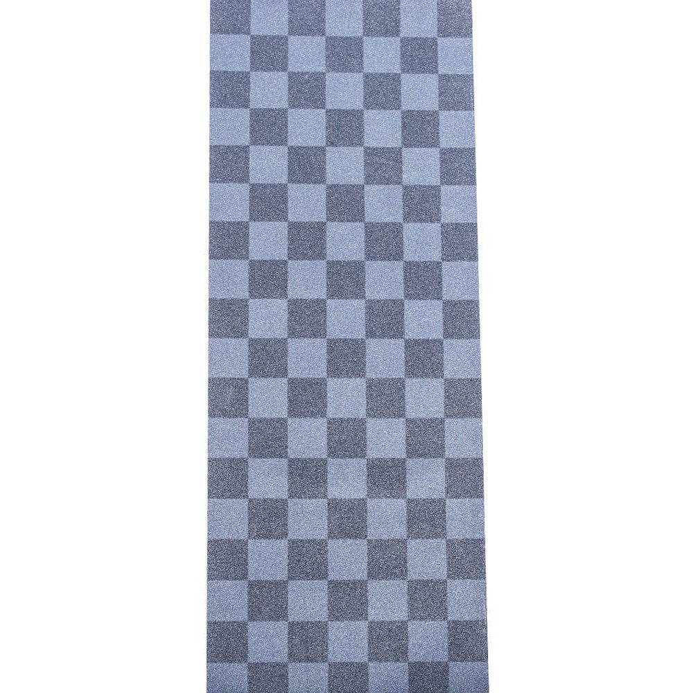 Session Dual Sheet - Charcoal Checker - Scooter Griptape (1 Sheet)