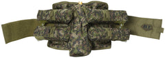 Empire Battle Tested Bandolier 4+1 Paintball Harness - Camo