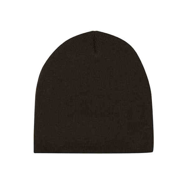 Action Village Beanie - Black - Beanie
