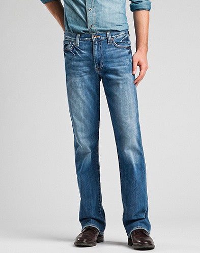 Lucky 361 Vintage Straight Jeans - Blue - Mens Pants