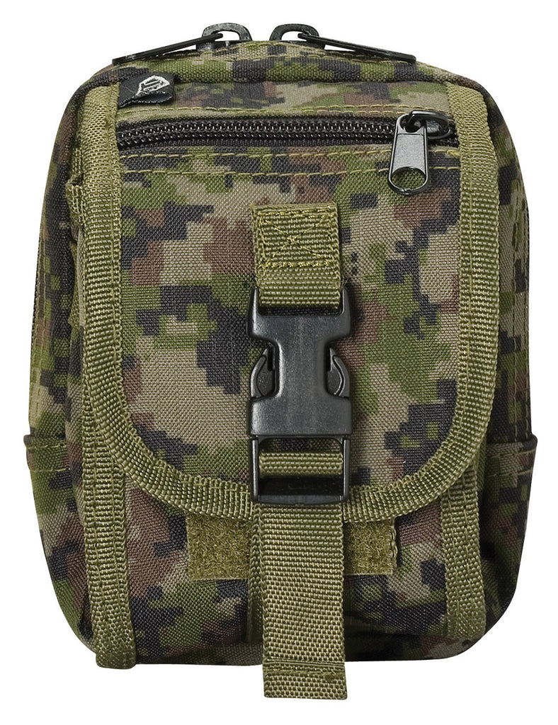BT Multi Pouch Paintball Harness - Woodland Digi