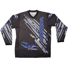 2011 Valken Fate Paintball Jersey - Blue