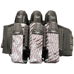 2013 Valken Redemption Paintball Harness 3+6 - Grey Scar