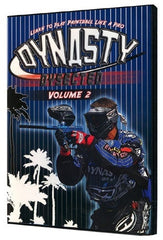 Dynasty Dysected DVD Volume 2 Paintball Movie