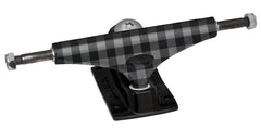 Krux 4.0 Plaidypus Downlow - Grey Checker/Black - 5.35in - Skateboard Trucks (Set of 2)