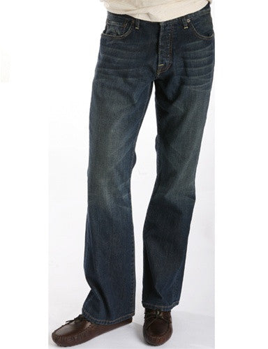 Lucky 227 Original Boot Fit Jeans - Blue - Mens Pants