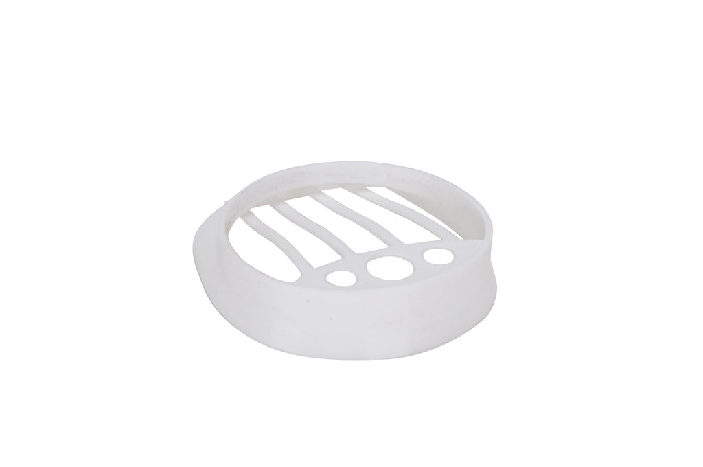 Warrior Paintball VL Vlocity JR War Feed Loader Lid - White