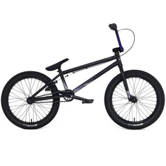 2011 WeThePeople Bikes Reason - Black - 20.4""