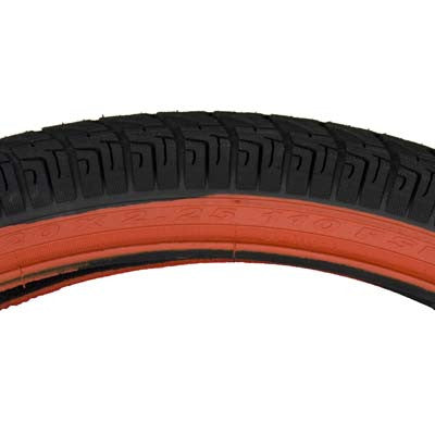 The Shadow Conspiracy Undertaker Steel / Wire Bead - 20 x 2.25 - Red Sidewall Tire