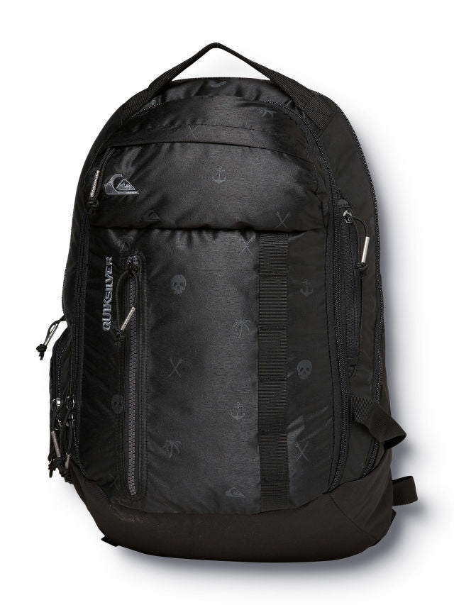Quiksilver Doctrine Backpack - Black - Backpack