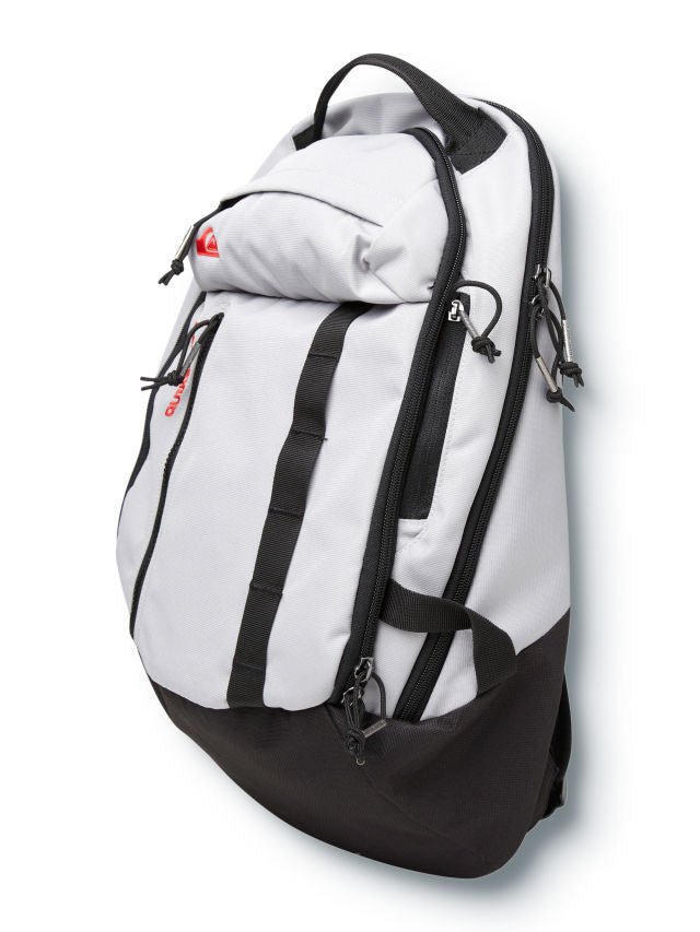 Quiksilver Doctrine Backpack - Grey - Backpack