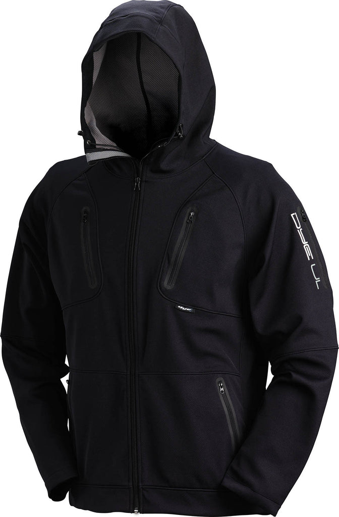 Dye Paintball Ultralite Jacket - Black