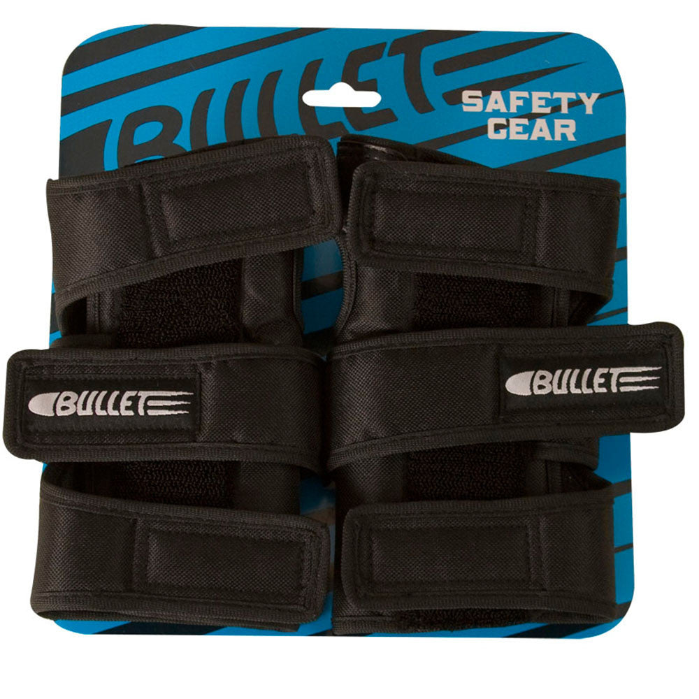 Bullet Wrist Guard - Black - Skateboard Pads
