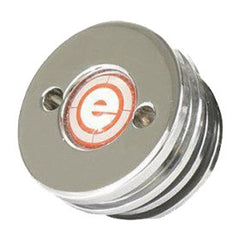Evil Impulse Back Plug - Chrome