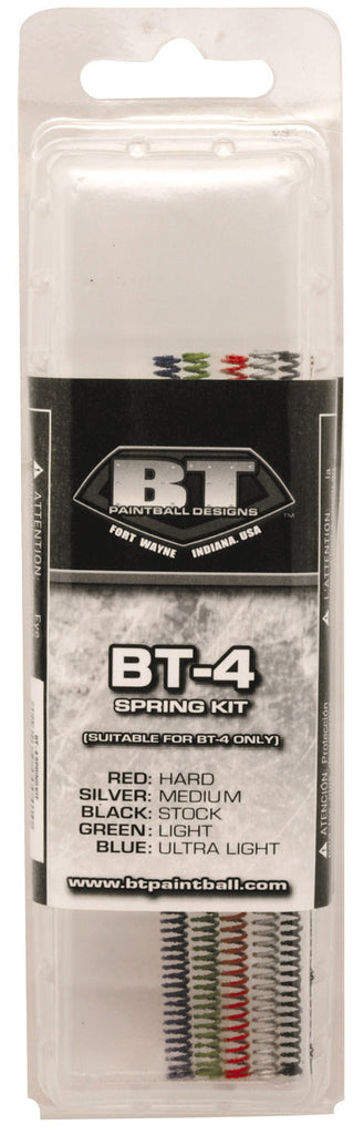 BT BT-4 5 Piece Spring Kit