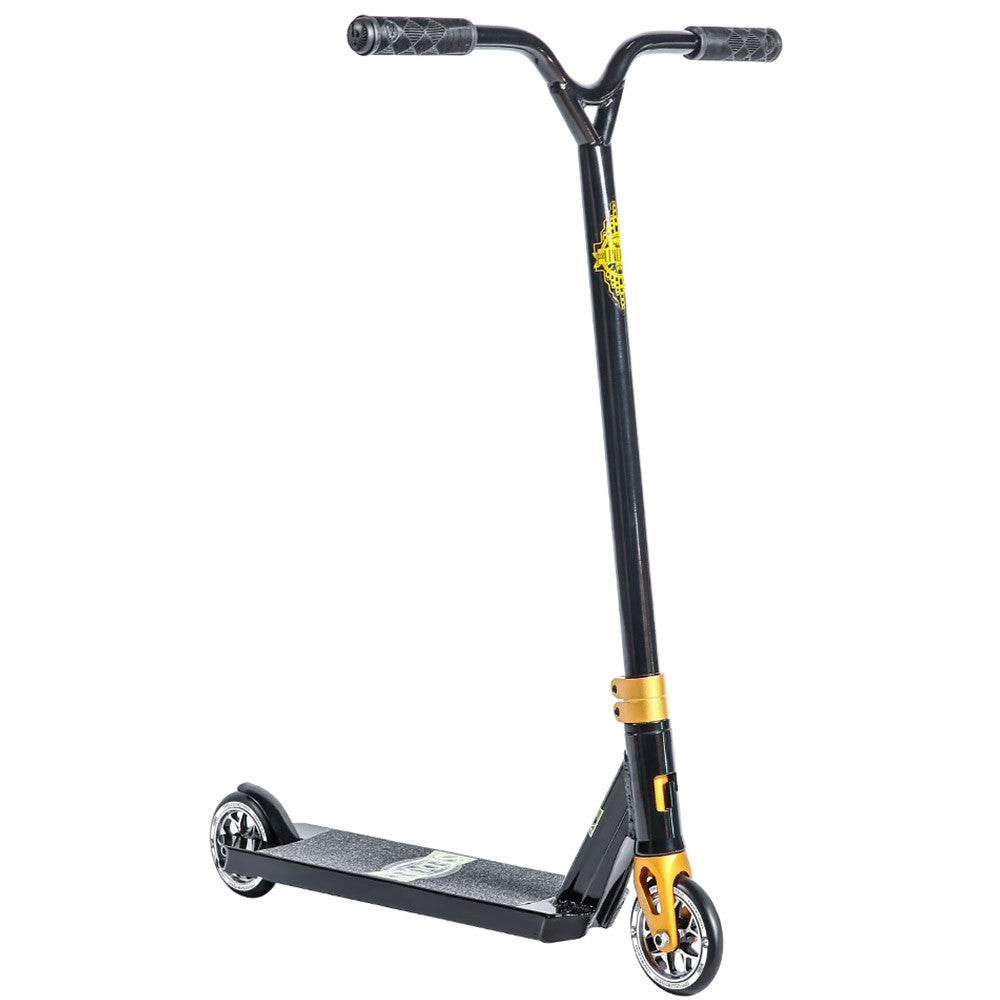 Phoenix Sequel - Black/Gold - Scooter