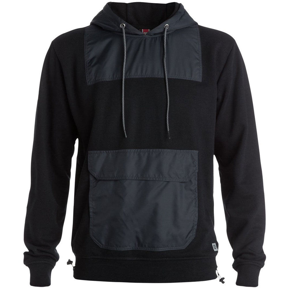 DC RD Course P/O Hooded - Anthracite - Men's Sweatshirt
