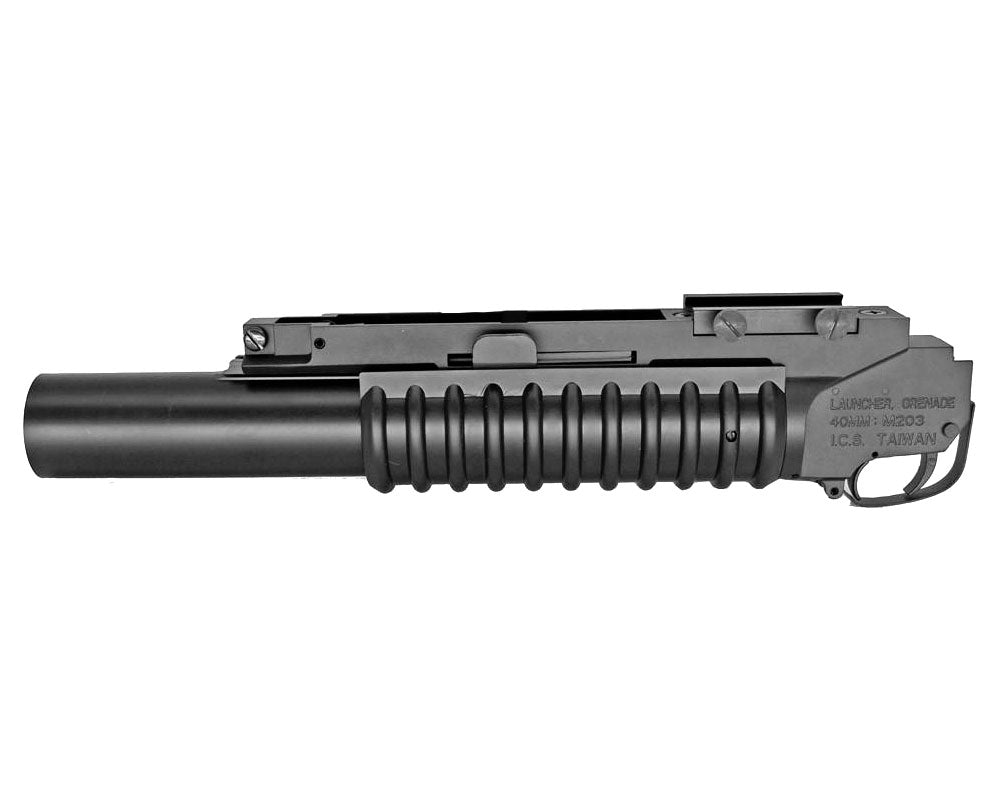 Airsoft M203 40mm Grenade Launcher w/Grenade
