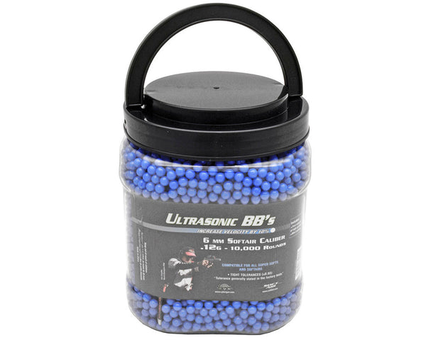 10,000-pc. Ultrasonic .12g BB's - Blue