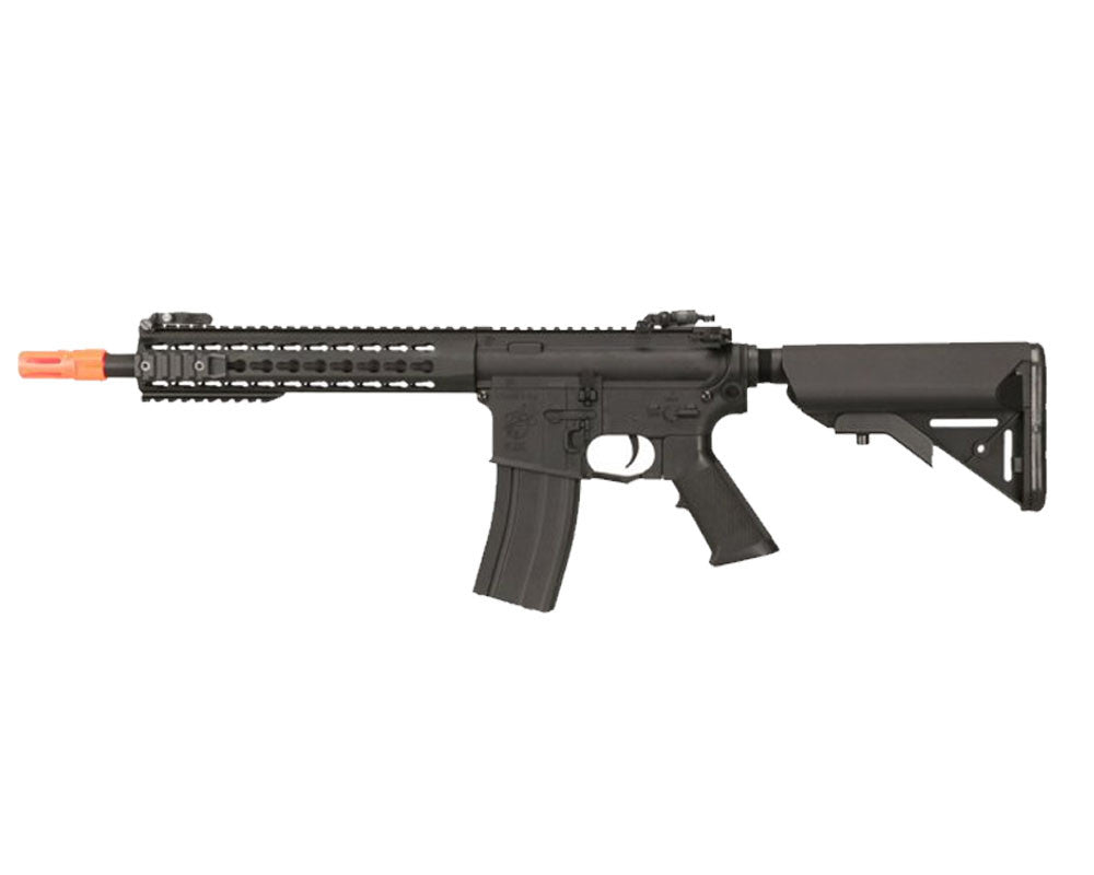 Knight's Armament Nylon Fiber SR-1E3 CQB Mod2 AEG Airsoft Gun - Black (JP-98)