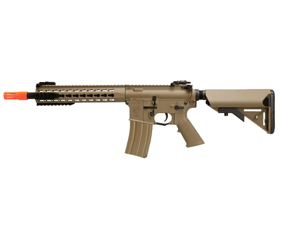 Knight's Armament Nylon Fiber SR-1E3 CQB Mod2 AEG Airsoft Gun - Tan (JP-99)