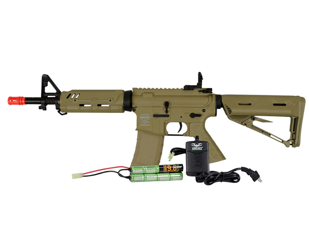 Valken Tactical Battle Machine Mod-EC AEG Airsoft Gun Package Kit - DST