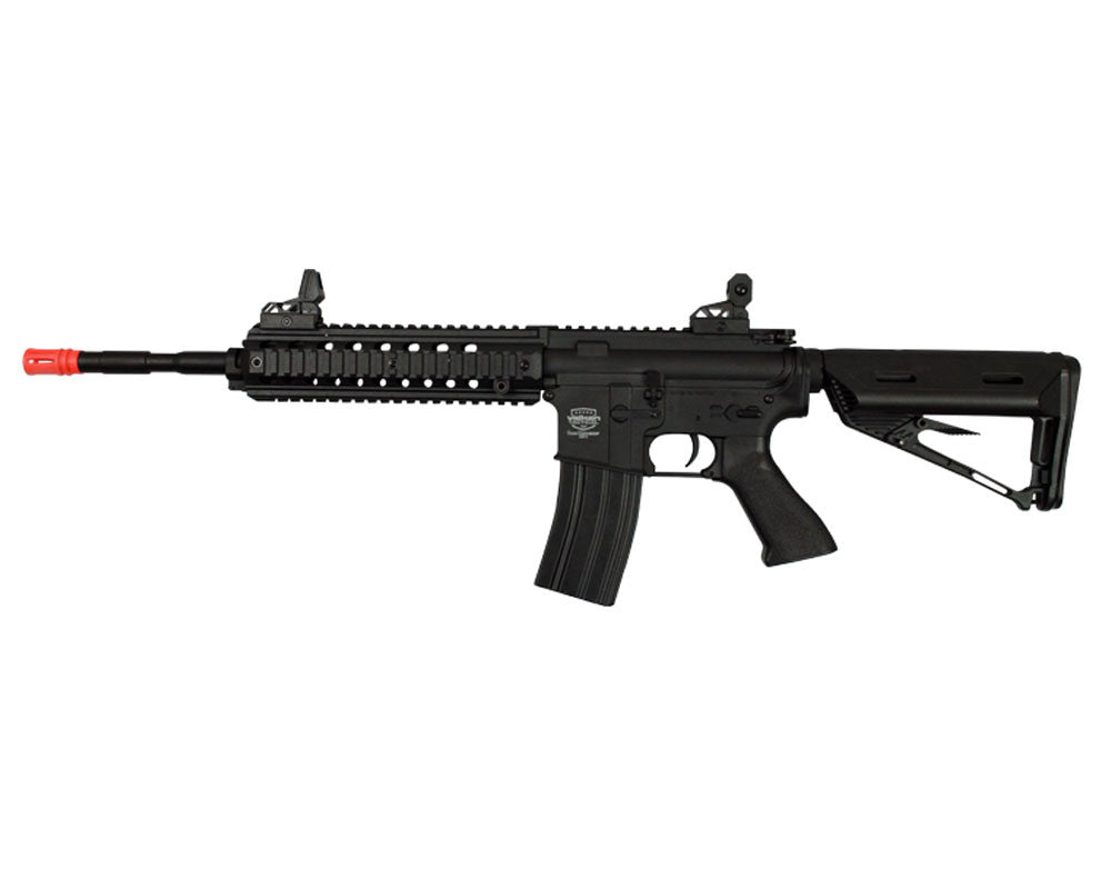 Valken Tactical Battle Machine Mod-L AEG Airsoft Gun - Black
