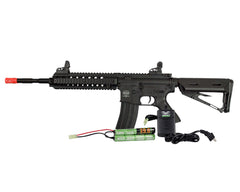 Valken Tactical Battle Machine Mod-L AEG Airsoft Gun Package Kit - Black