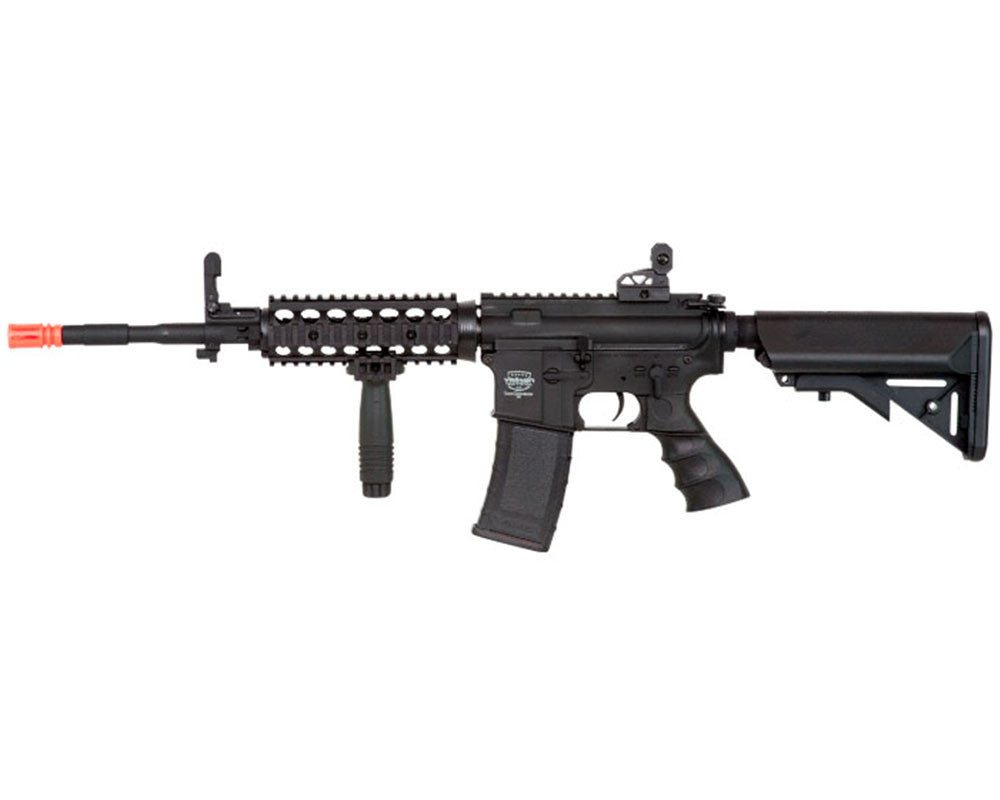 Valken Tactical Battle Machine TCC AEG Airsoft Gun - Black