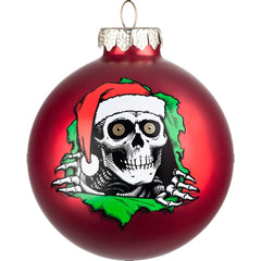 Powell Peralta Christmas Ripper - Ornament