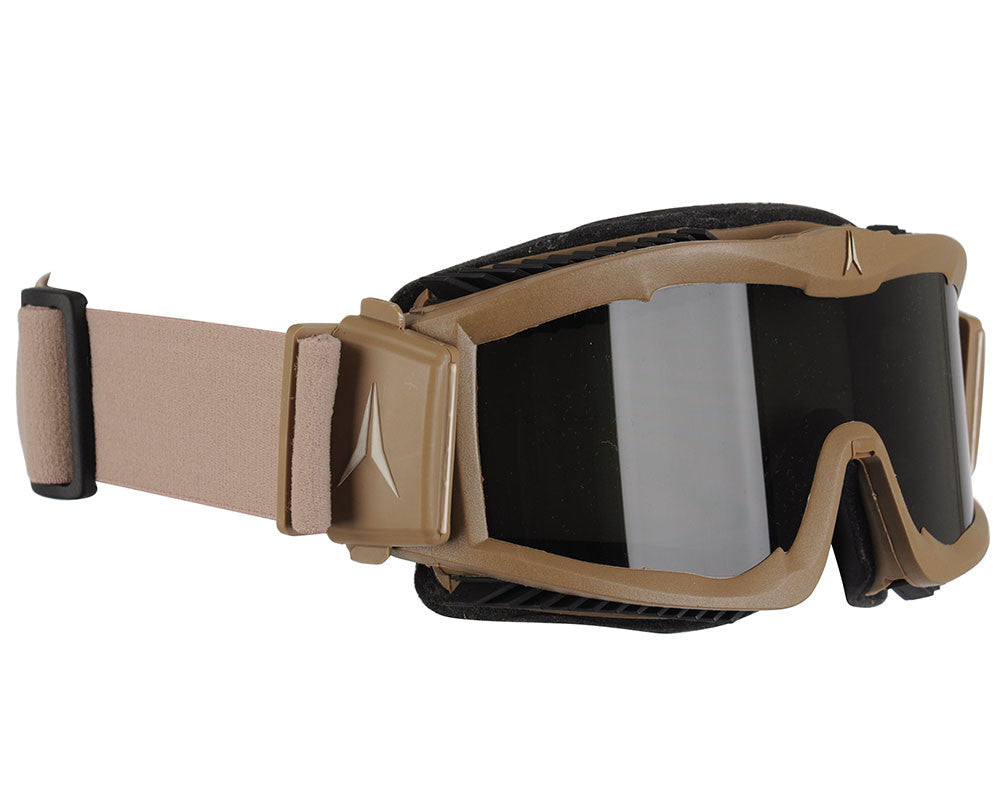 Arena Industries Flakjak Airsoft Goggles - Coyote
