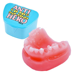 Anti-Hero Teeth - Pink - Skateboard Wax