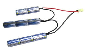 Intellect 9.6v 3600mAh Crane Stock Battery