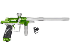 2012 Bob Long G6R OLED Intimidator - Lime w/ Dust White