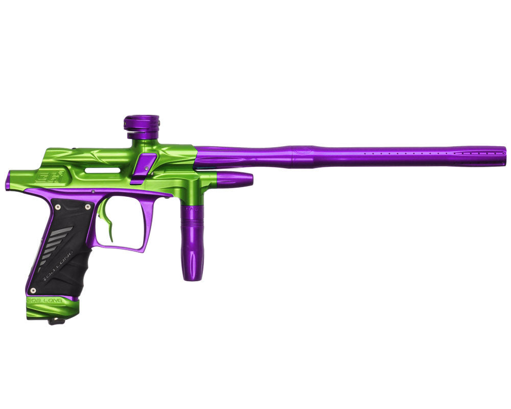 2012 Bob Long G6R OLED Intimidator - Lime w/ Purple