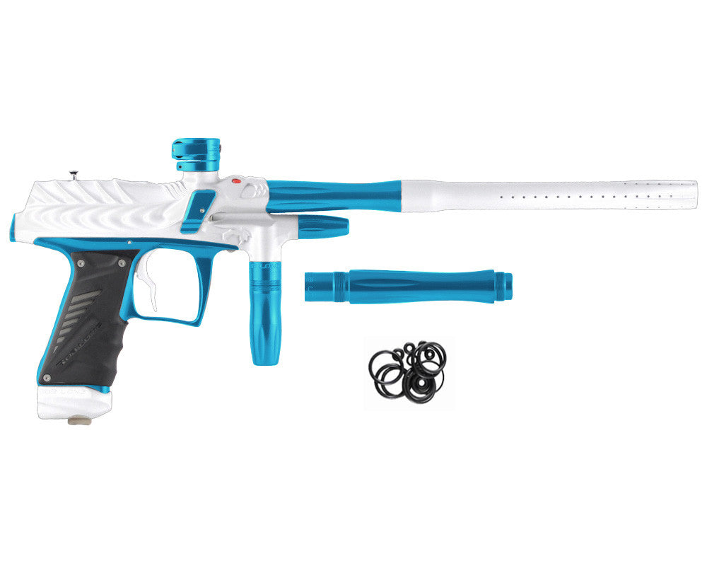 Bob Long Dragon G6R Intimidator - Dust White/Polished Teal