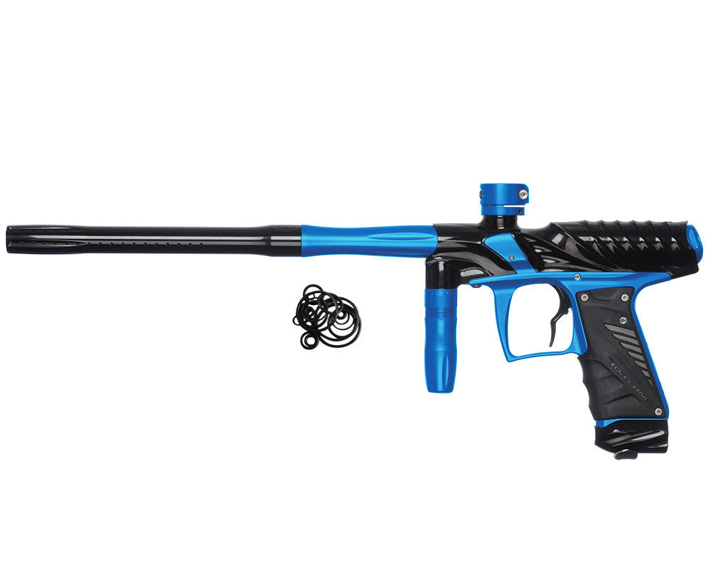 Bob Long Insight NG Paintball Gun - Black/Blue