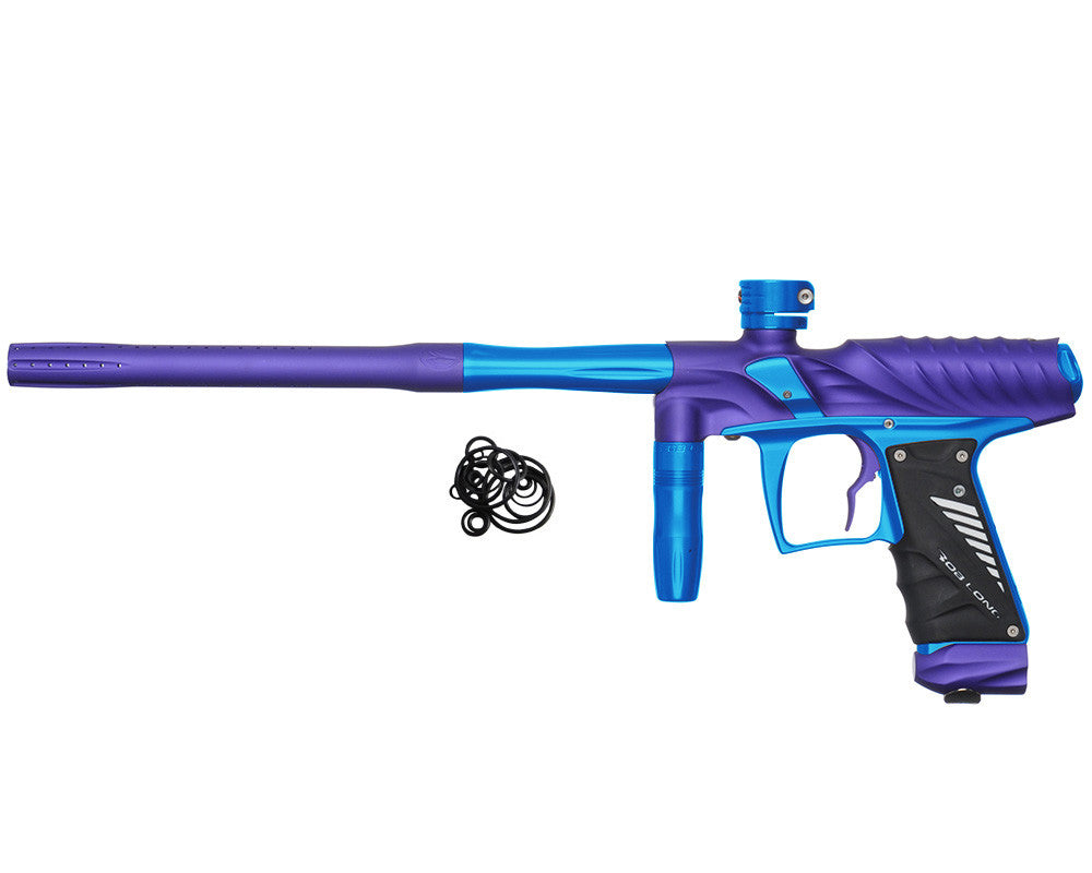 Bob Long Insight NG Paintball Gun - Dust Purple/Blue