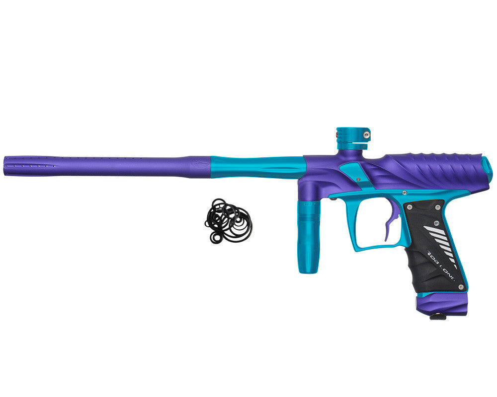 Bob Long Insight NG Paintball Gun - Dust Purple/Teal
