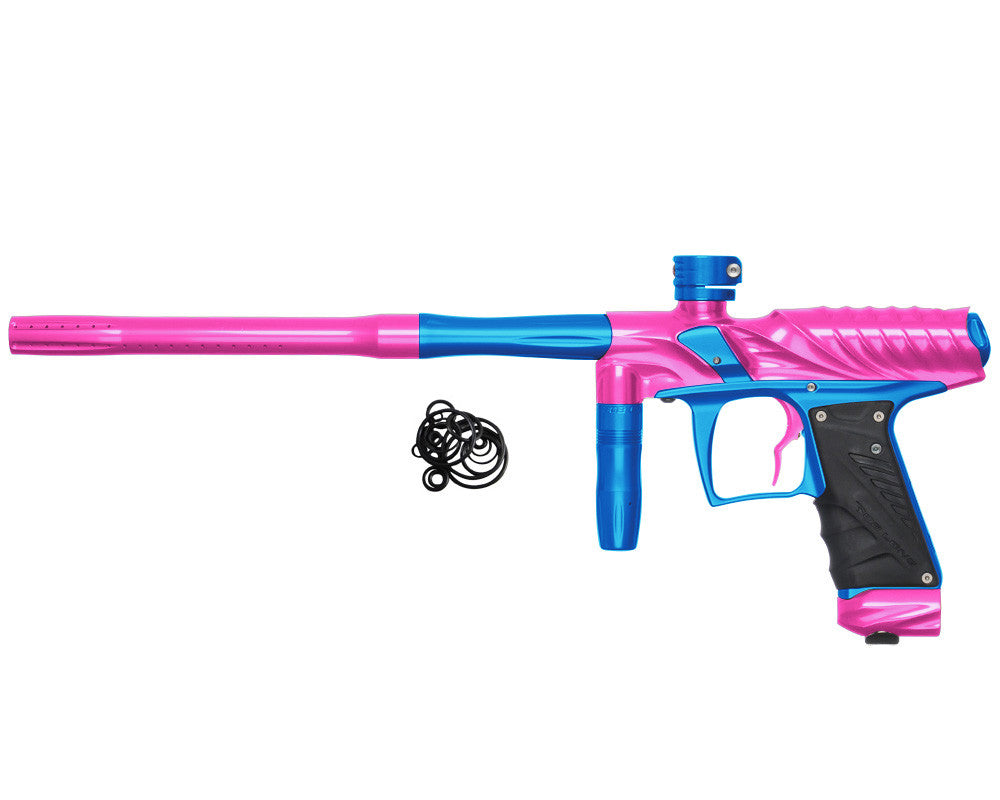 Bob Long Insight NG Paintball Gun - Pink/Blue