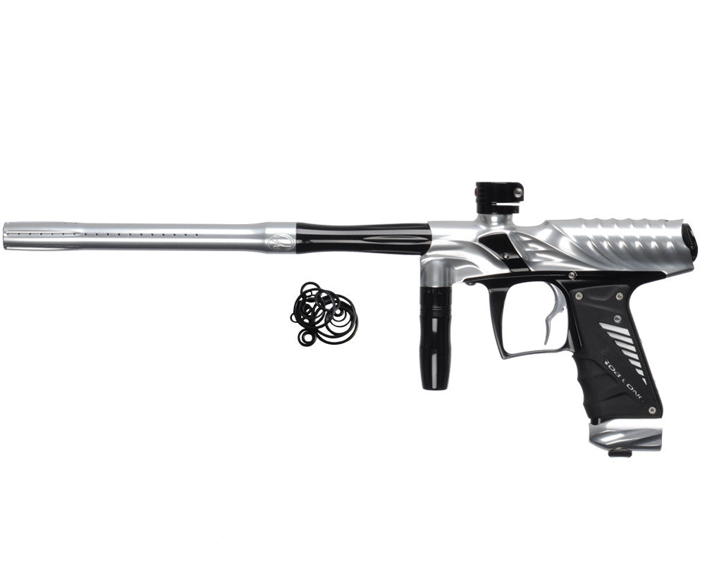 Bob Long Insight NG Paintball Gun - Silver/Black