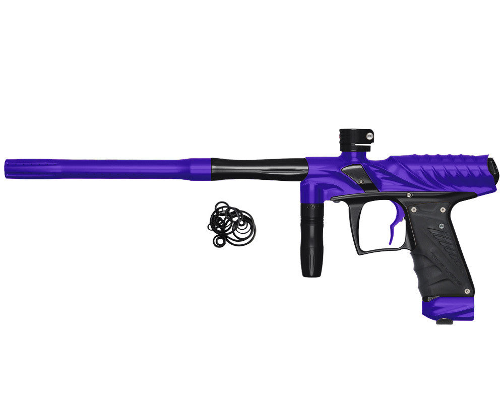 Bob Long Insight NG Paintball Gun - Violet/Black